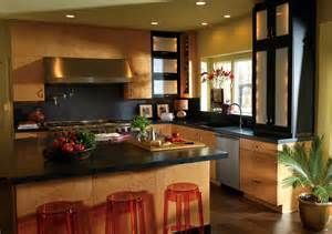Maple Kitchen Cabinets Contemporary Inspiration - The Best Image Search