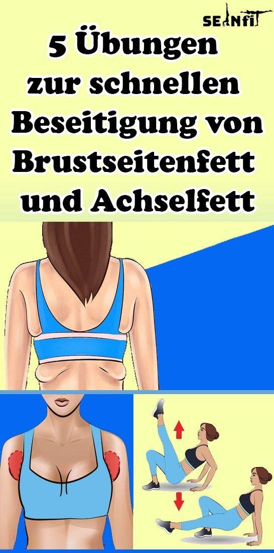 5 Übungen zur schnellen Beseitigung von Brustseitenfett und Achselfett – Food and drink