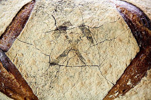 Profession Geologie und Passion Brotbacken in einem Brot vereint...