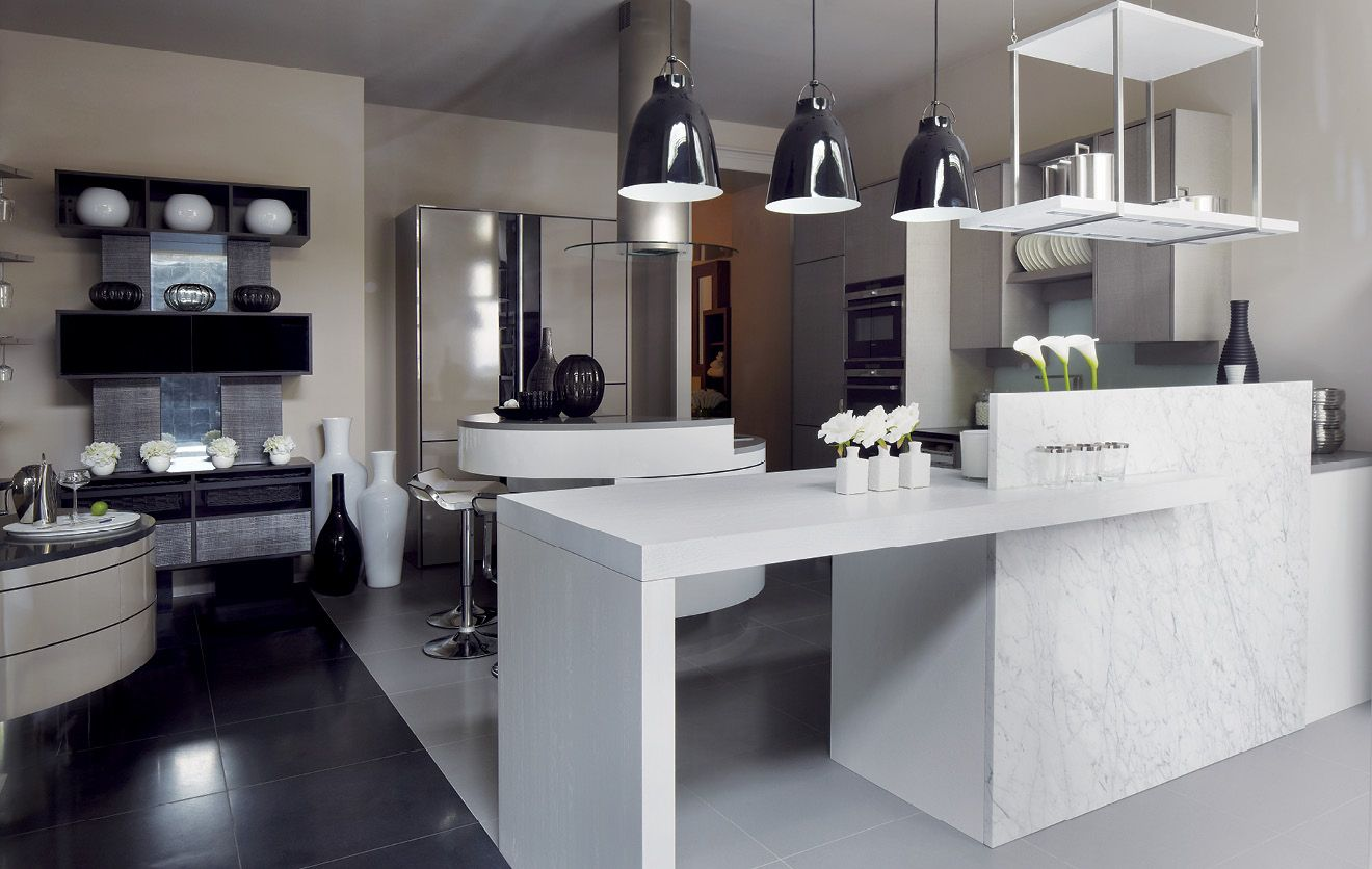Smallbone Of Devizes | Kelly Hoppen Kitchen Collections | Ideas | Solutions  The Mandarin Kitchen Collection Part 77