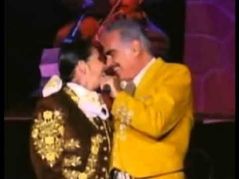 Ana Gabriel Vicente Fernandez Con Un Mismo Corazon Vicente Fernandez Videos De Musica Musica Ranchera