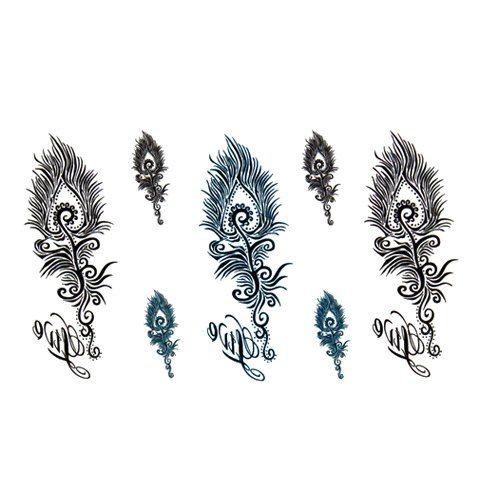 tatouage plume de paon recherche google tatouages. Black Bedroom Furniture Sets. Home Design Ideas