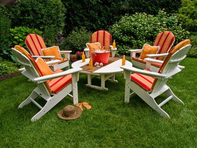 Green Frog Outdoor Furniture Store   South Beach Adirondack, $432.99  (http://