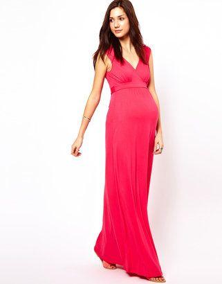 885e282a92420 Asos New Look Maternity Jersey Maxi Dress | Outfits | Asos maternity ...
