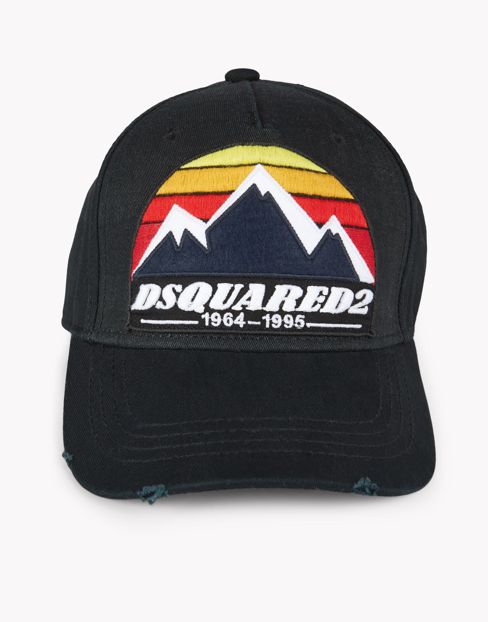 21f623534be DSQUARED2 D2 MOUNTAIN BASEBALL CAP.  dsquared2