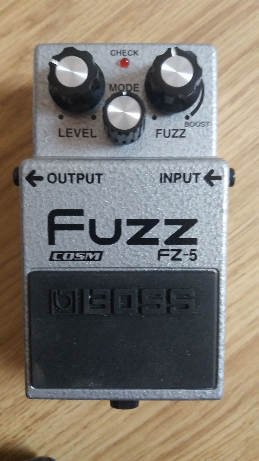 boss fz 5 fuzz box guitar effects pedal boxed with manual guitarboss fz 5 fuzz box guitar effects pedal boxed with manual