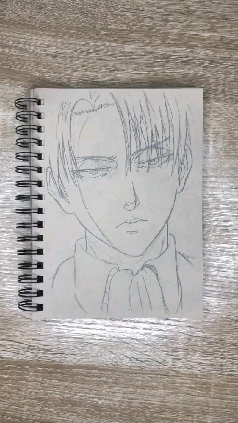 Capitão Levi | Shingeki No Kyojin