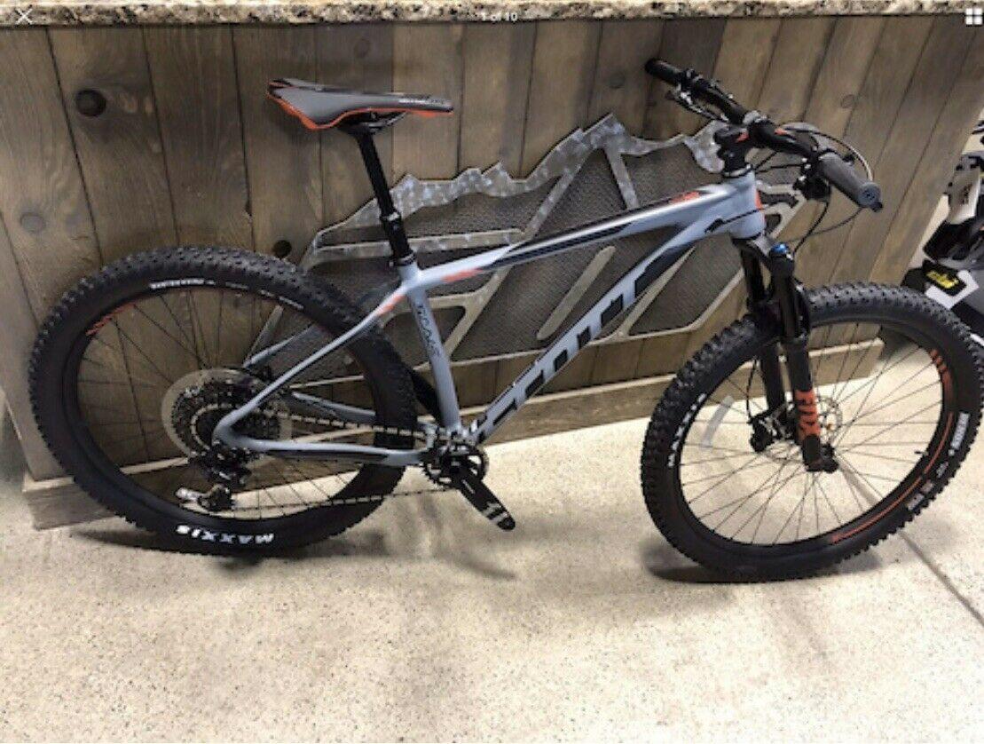 2018 Scott Scale 710 Aluminum Mountain Bike Xl Retail 2600