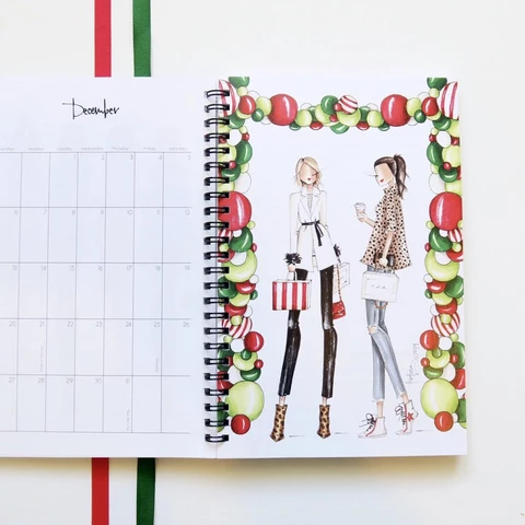 2020 Planner Yearly calendar, Layout, Calendar