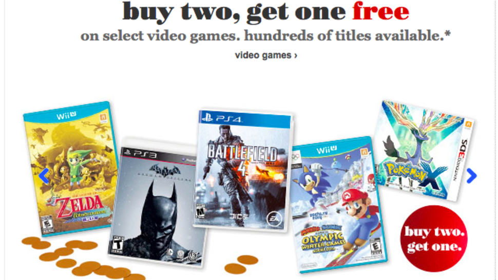 Buy 2 Get 1 Free Games Including Ps4 At Amazon Target Toys R