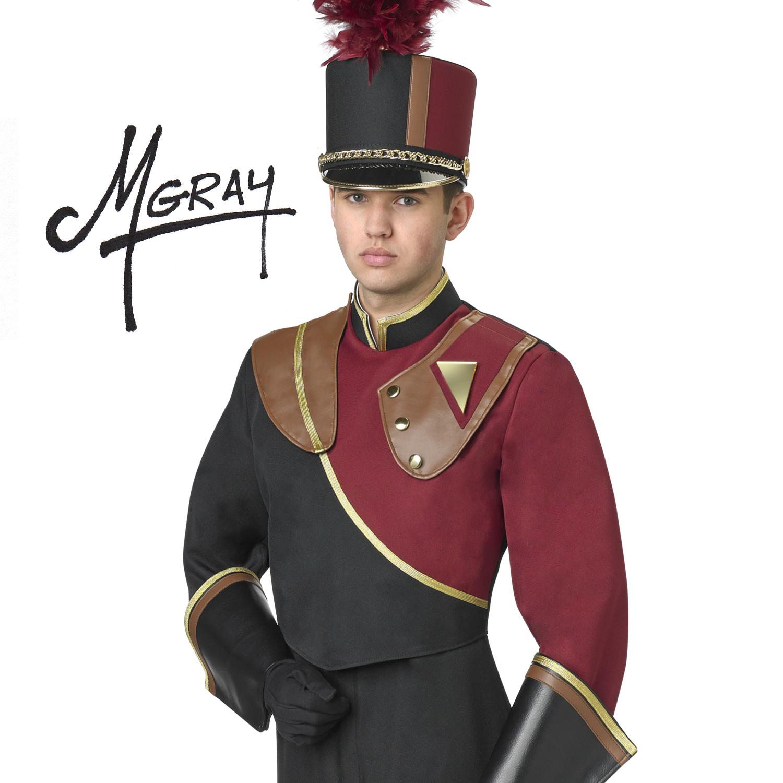 Custom Uniform Michael Gray Designs Made To Order Uniforms Marching Band Band Uniforms Marching Band Marching Band Uniforms