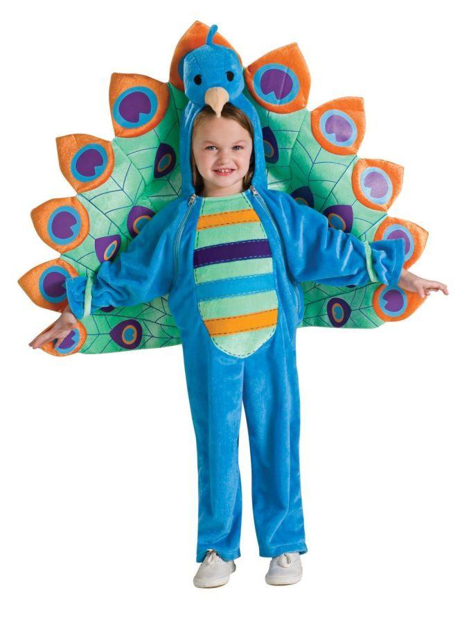 aebe8be1b189 Kids Peacock Costumes
