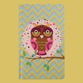 Libreta Andalusian Owl