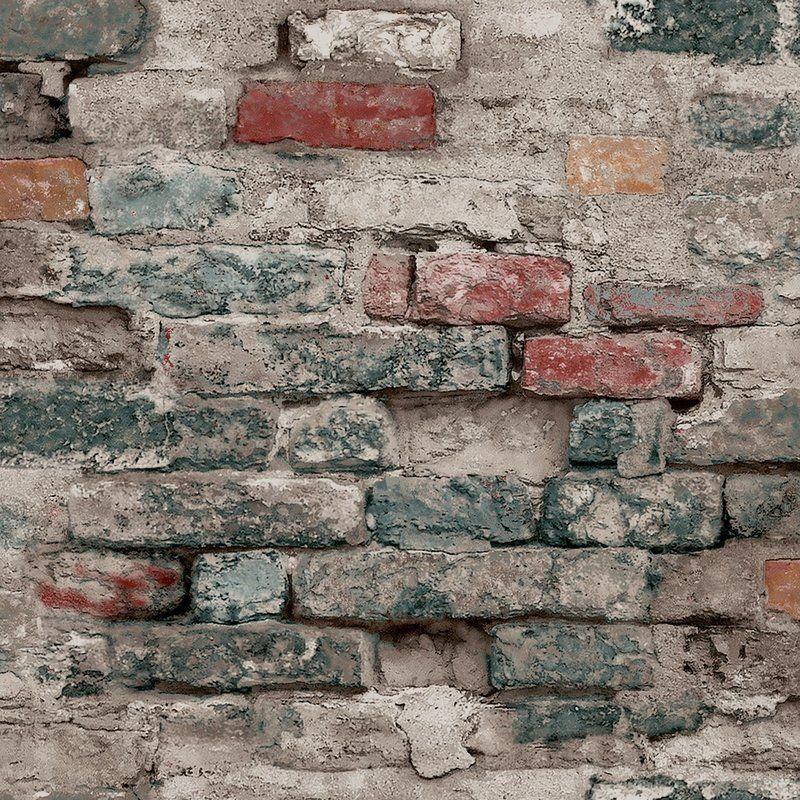 Wallpaper Peel And Stick Brick Peel And Stick Wallpaper Peel And Stick Peel And Stick Brick Temporary Brick Adhesive Wallpaper Faux Brick Brick Backsplash Kitchen Brick Wallpaper