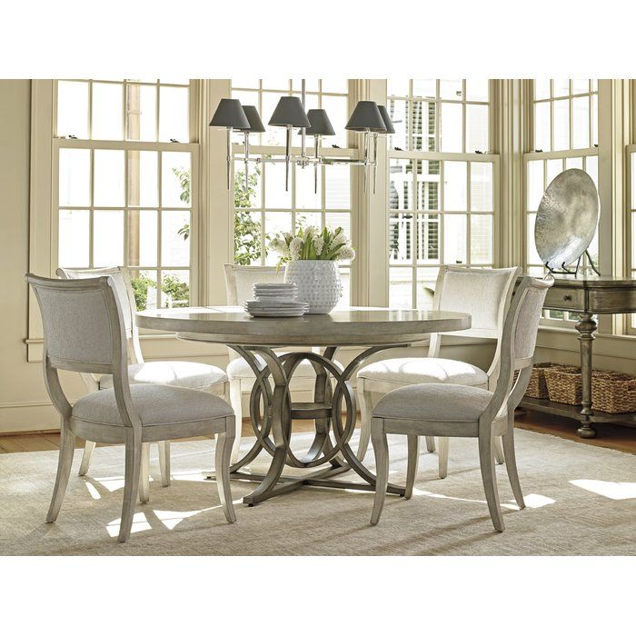 Oyster Bay 6 Piece Extendable Dining Set Minimalist Dining Room Casual Dining Rooms Lexington Furniture