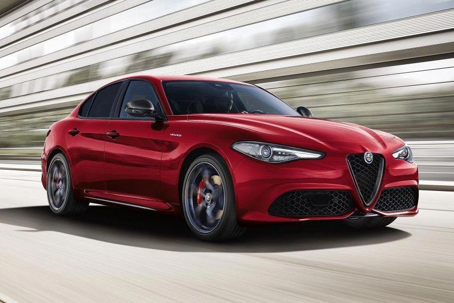 Alfa Romeo Lance Sur Le Marche Francais La Giulia Veloce Ti Un