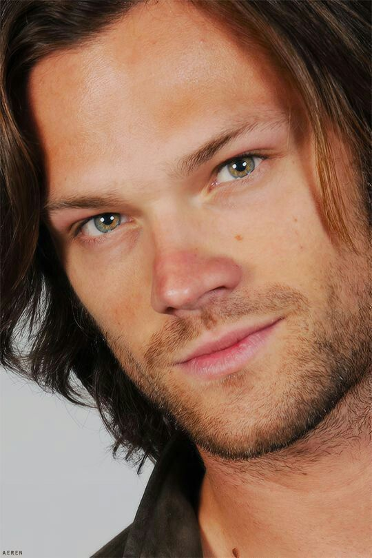 This Really Shows Off All The Colors In His Eyes Sam Winchester