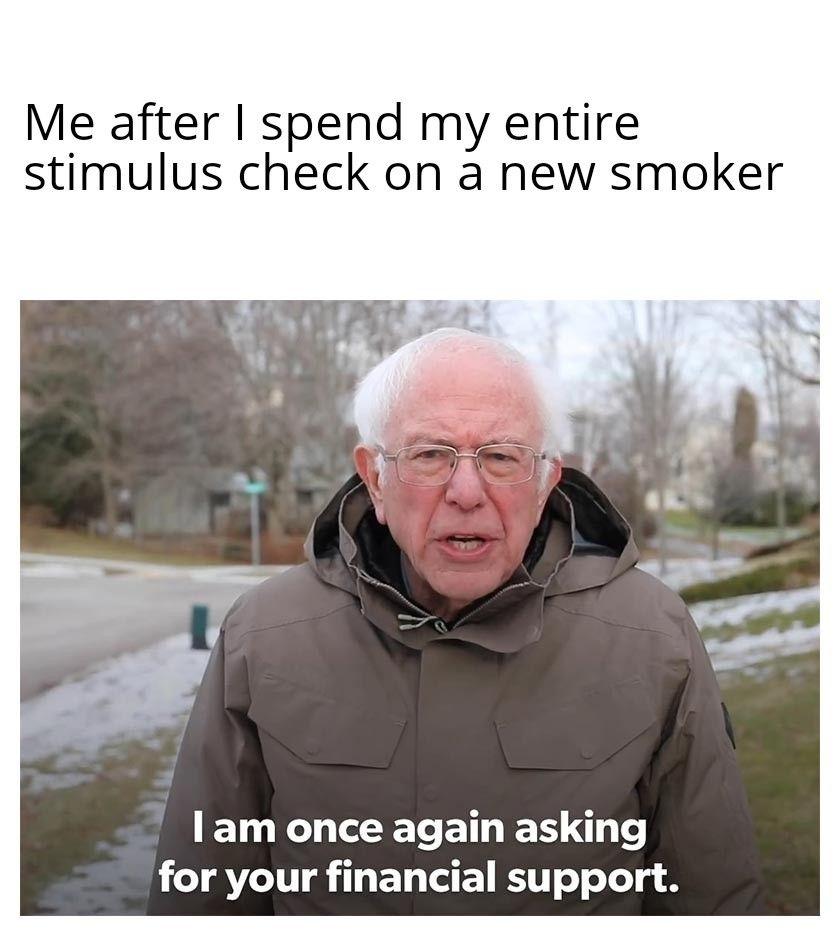 Bernie Sanders Bbq Meme Dark Humour Memes Me Too Meme Top Memes