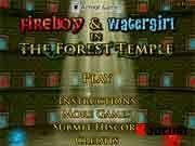 Baiatul Foc Si Fata Apa Jocuri Online Fireboy And Watergirl Play Online Play Free Online Games
