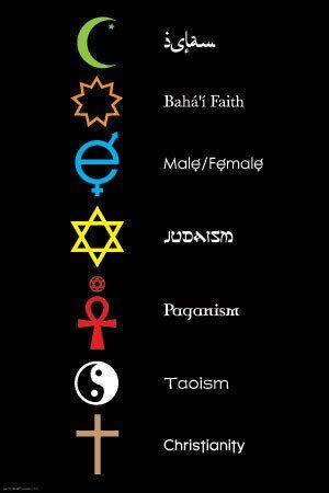 Coexist The Picture Explains Itself Inspiration Pinterest