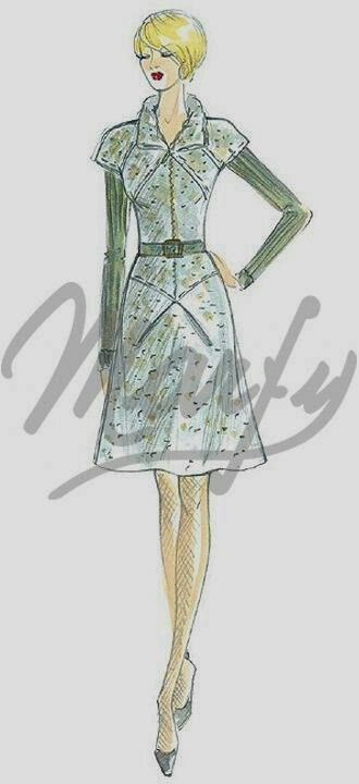 Pin von Elizabeth Gomez auf Yo amo la costura | Pinterest