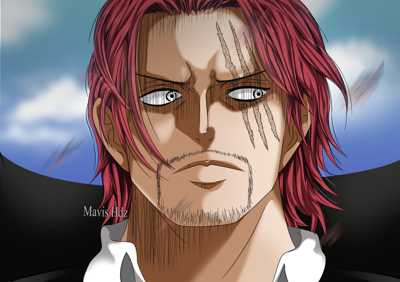 One Piece 957 Shanks By Mavishdz On Deviantart Manga Anime One Piece One Piece Ace One Piece Pictures