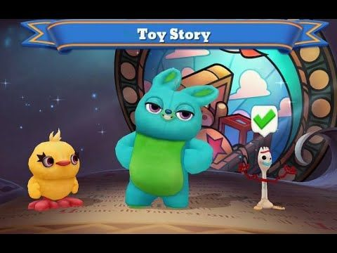 Disney Magic Kingdoms Toy Story 4 New Aladdin Event Game