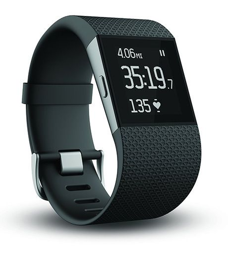 1. Fitbit Surge Fitness Superwatch