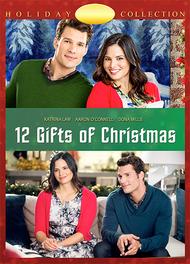 12 Gifts Of Christmas 2015 Dvd Hallmark Christmas Movies Christmas Movies Hallmark Movies