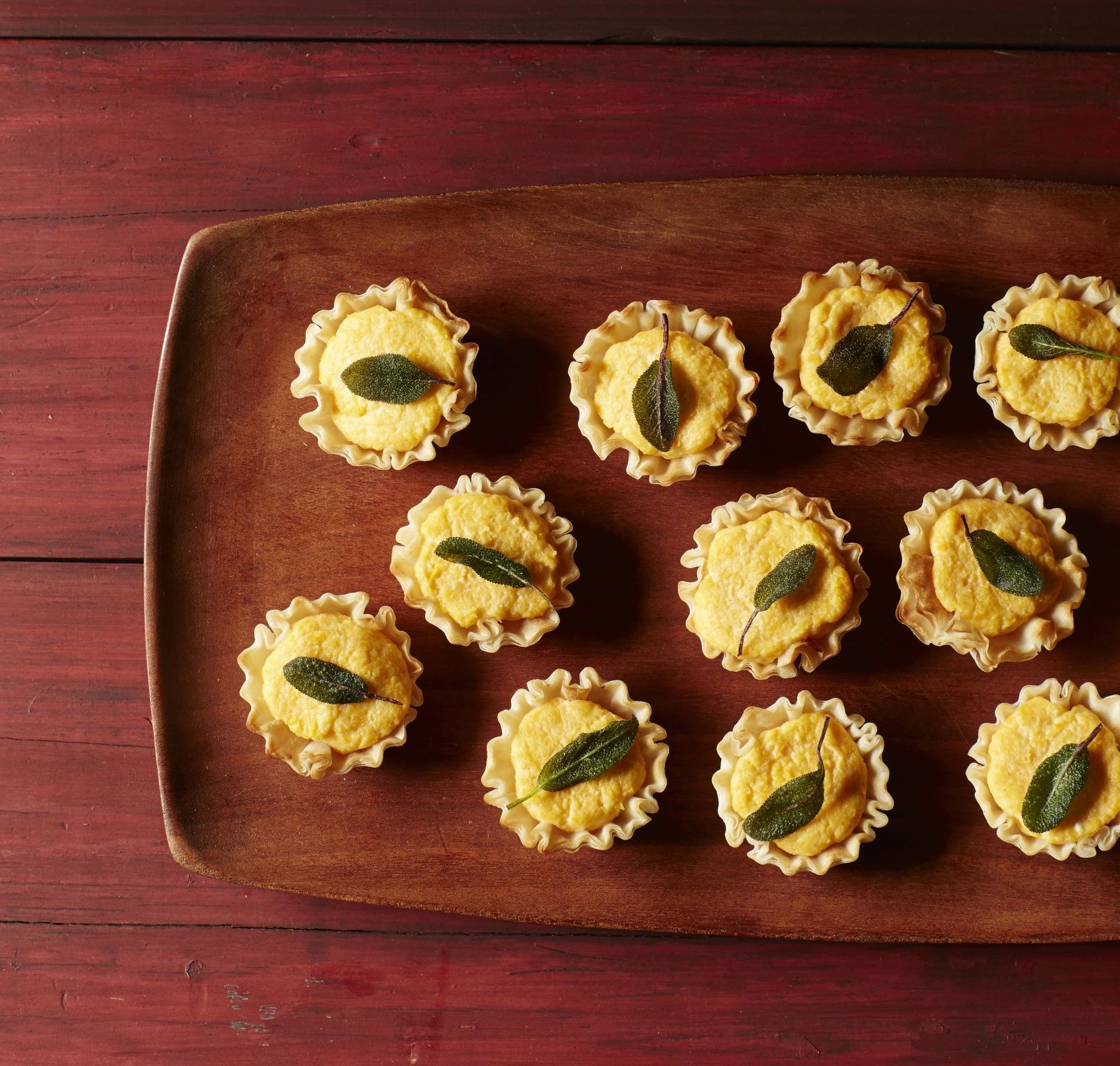 Butternut Squash-Goat Cheese Bites #myplate #fall #vegetables