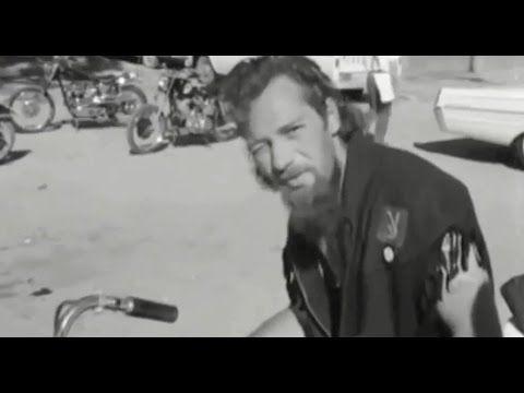 Pin auf Chopper  Sonny Barger Hells Angels 1970