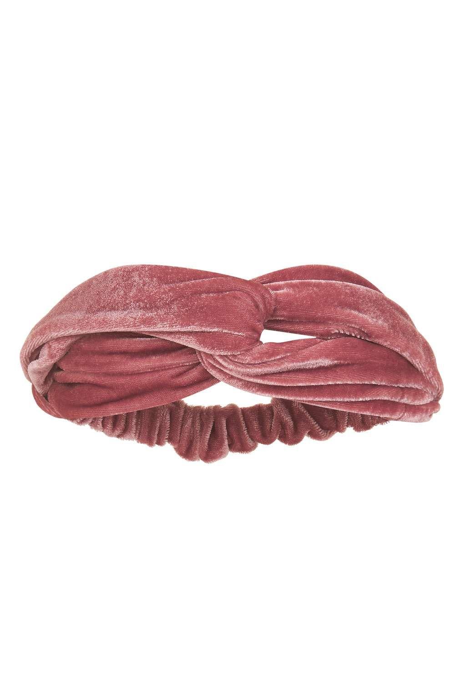 Velvet Headband - Bags & Accessories- Topshop Europe