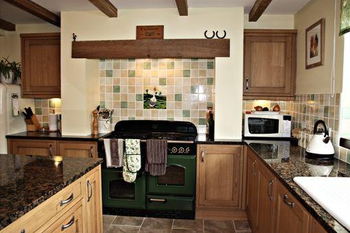 A beautiful In-frame bespoke kitchen design from Heathfield. From ...