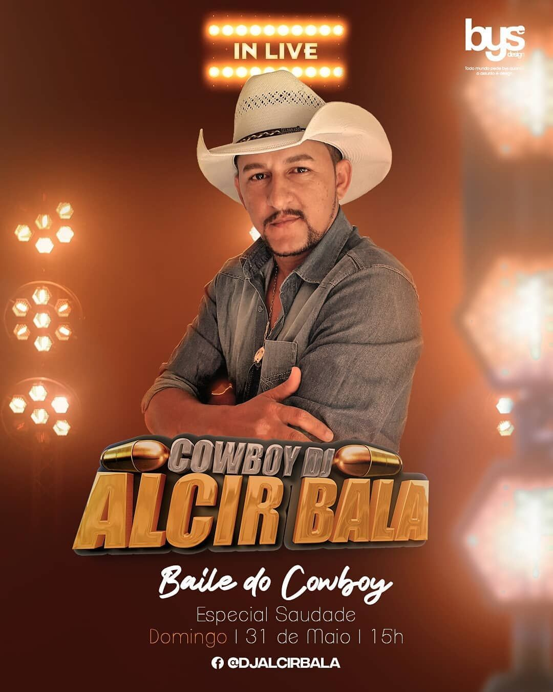 Baile do Cowboy | Dj Alcir Bala . . . . . . . . #djs #dj #music #djlife #party #pará #brega #melody #techno #producer #club #edm #djing #house #nightlife #pioneerdj #marcantes #radio #artist #bysdesign #electronicmusic #love #djlifestyle #photoshop #newmusic #djset #soundcloud #producers #musica #elbysbastos