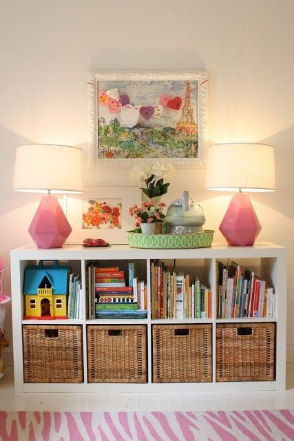 Book and small toy storage for playroom I like the bookshelf idea but make it boyish