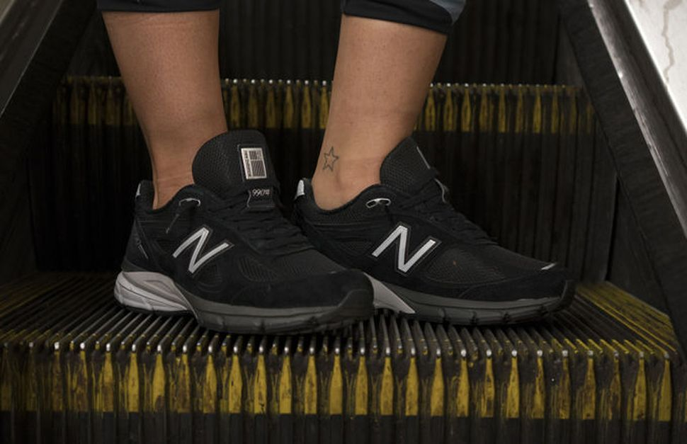 amazon new balance shoes 990v4 redfin chicago