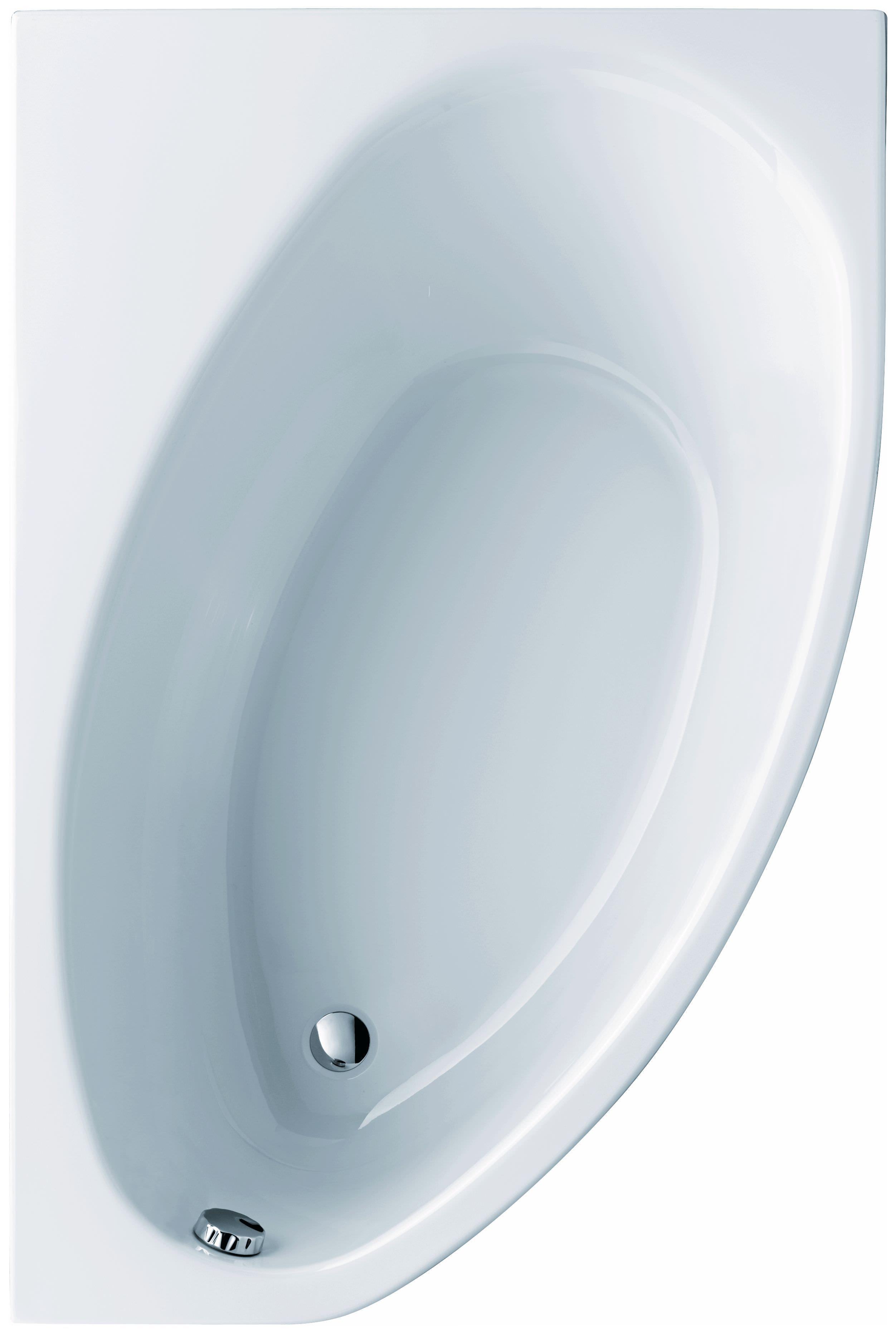 Keramag Geberit Renova Nr 1 Asymmetrische Eckbadewanne 657340 1500mm X 1000mm Weiss Alpin Keramag Eckbadewanne Wanne