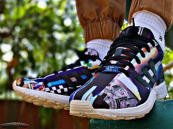 Adidas zx flujo Cityscape jun24kicks (1) Schuhe Pinterest