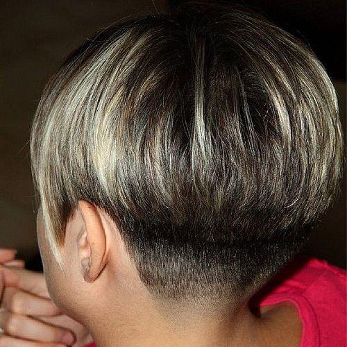 Wedge Haircut Photos More Short Hair Back View Short Hair Back Short Hair Styles