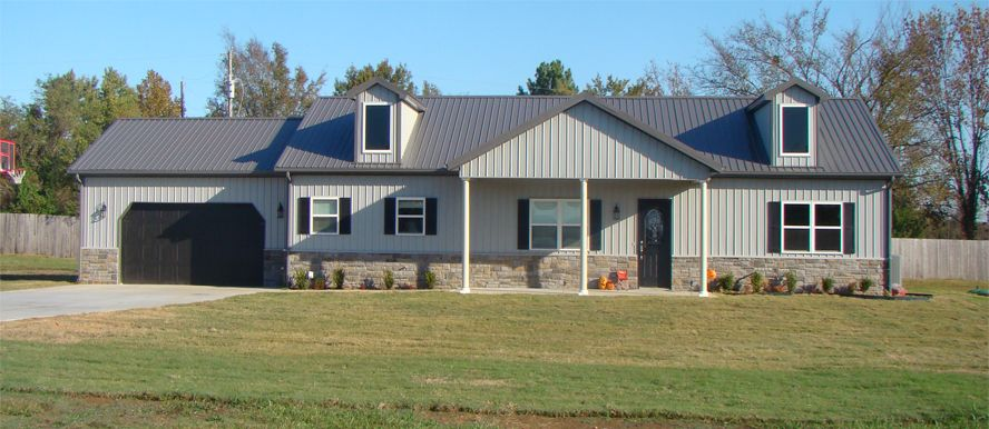 Wonderful Pole Frame House Kits #6: At First Glance, One Of The Most Enticing Features Of A Post Frame Home Is  The Affordability. Costs To Build Pole Barn Houses Are Often Substantialu2026