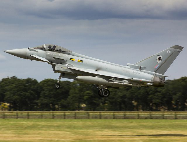 ZJ919 Eurofighter EF-2000 Typhoon F2 | por FlyingAnts