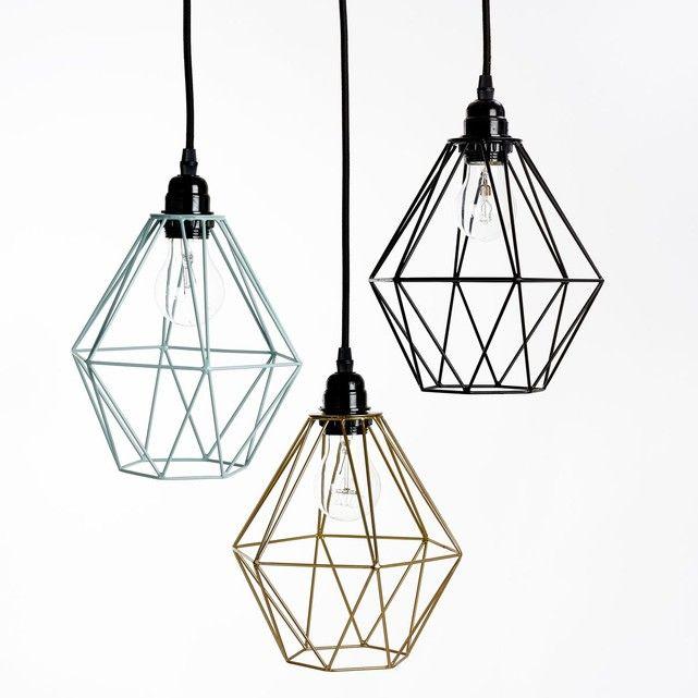 suspension filaire non lectrifi e makona inspiration. Black Bedroom Furniture Sets. Home Design Ideas