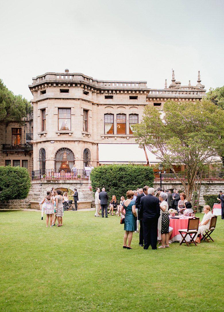 Palacio san joseren bodas boda getxo san joseren - Arquitectos en bilbao ...