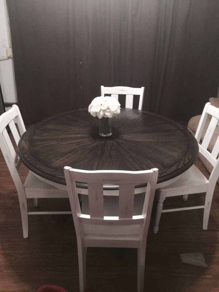 Dining Room Table Refinishing Ideas Part - 24: Furniture Redo