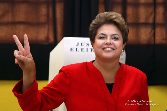 #Dilma Rousseff, #Presidente do Brasil #politica