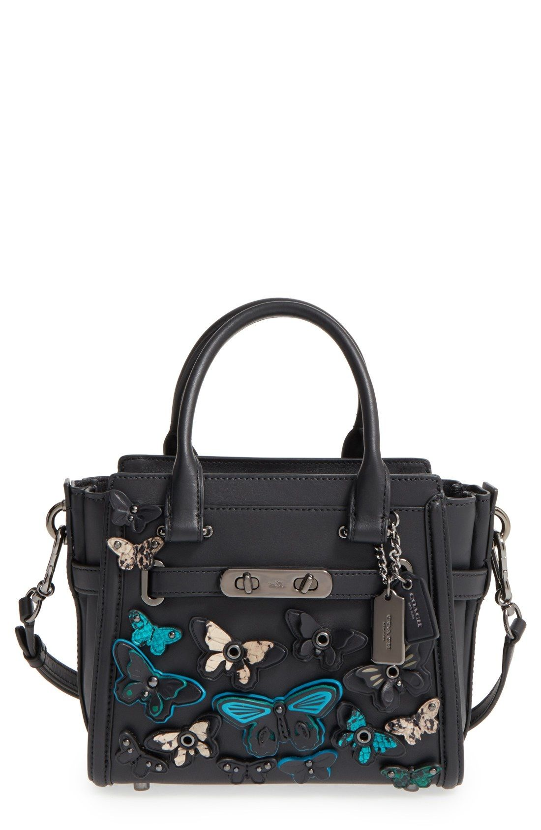 Coach Swagger 21 Erfly Satchel Available At Nordstrom