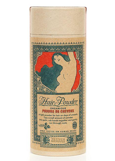 how to make vetiver powder
