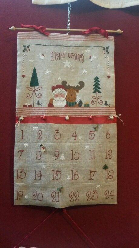 Calendario avvento 2014 novegro