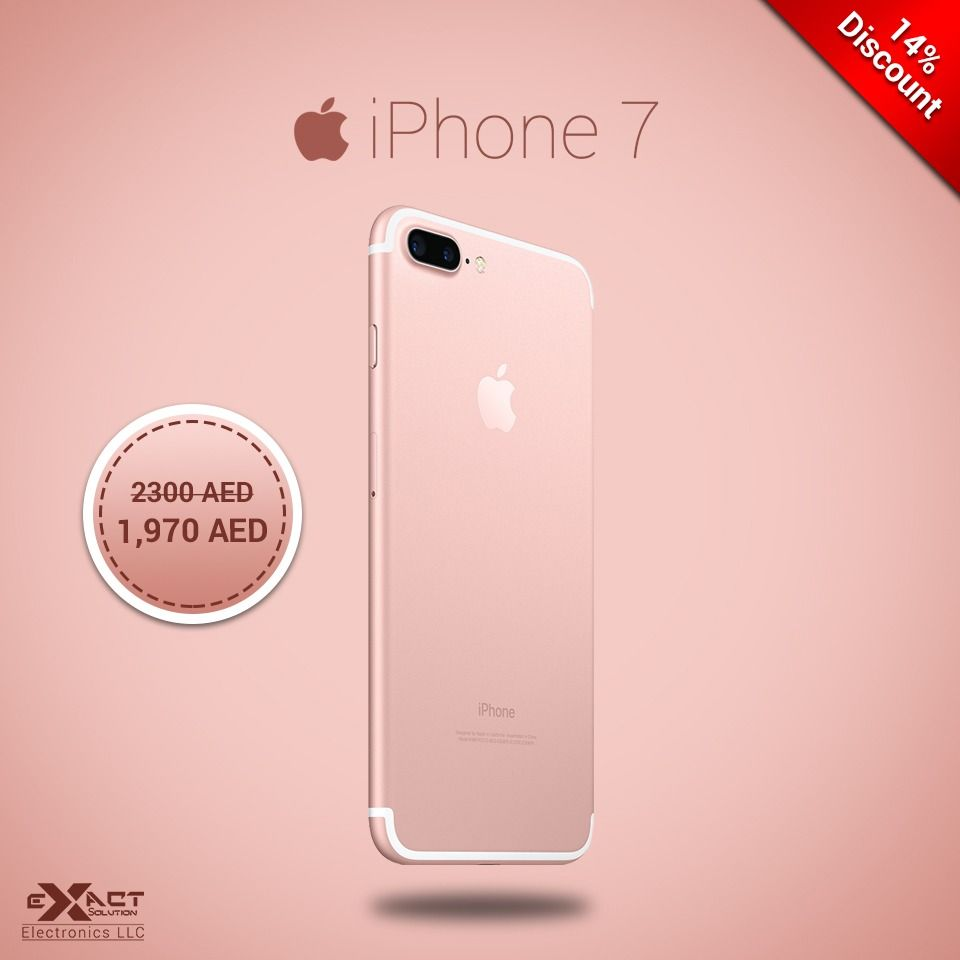 Apple iPhone 7 32GB FACE TIME Brand New Iphone, Apple