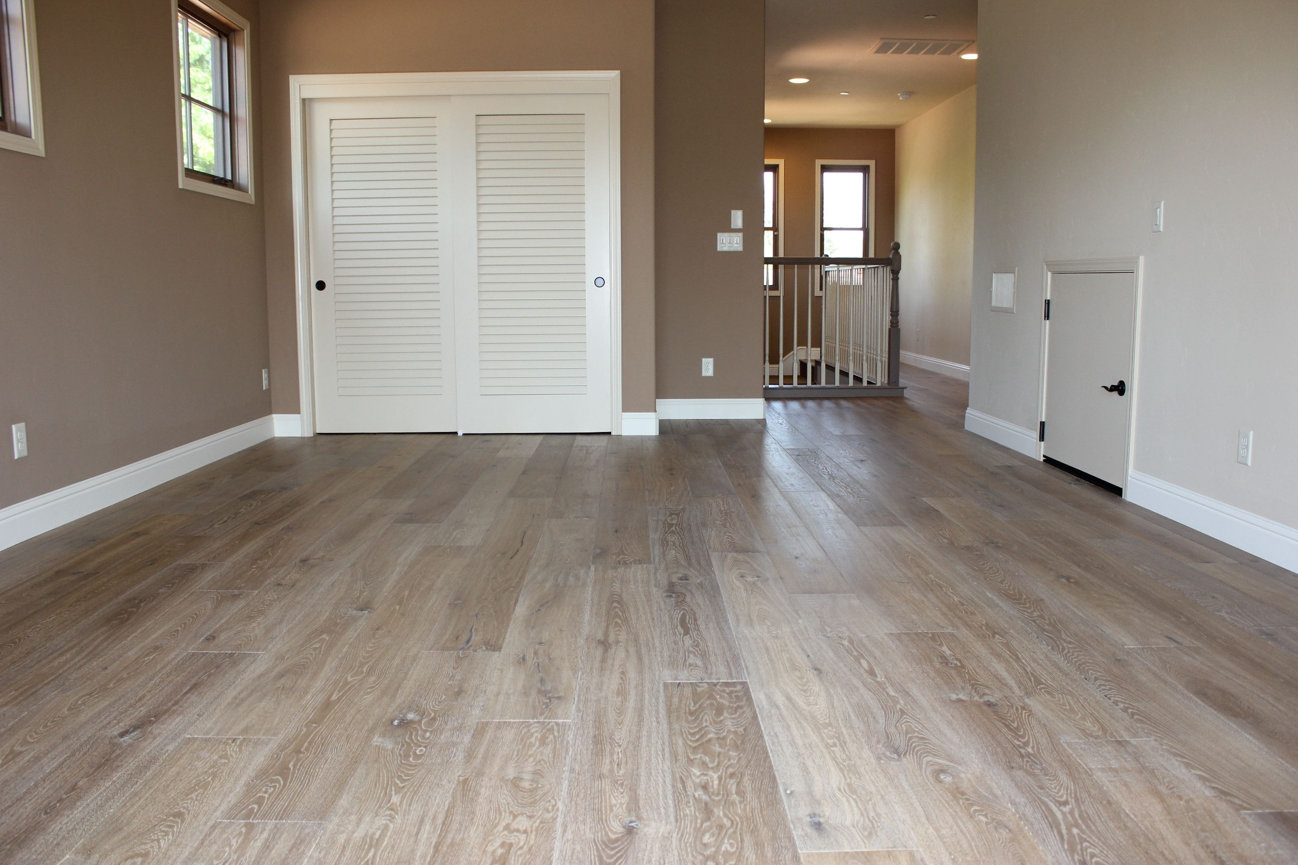Superior Royal Oak Hardwood, Color: Canewood Installed By Simas